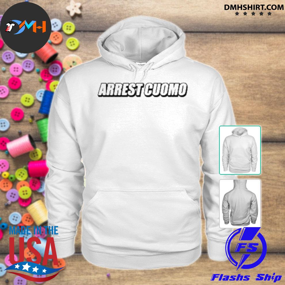 Official arrest cuomo hoodie
