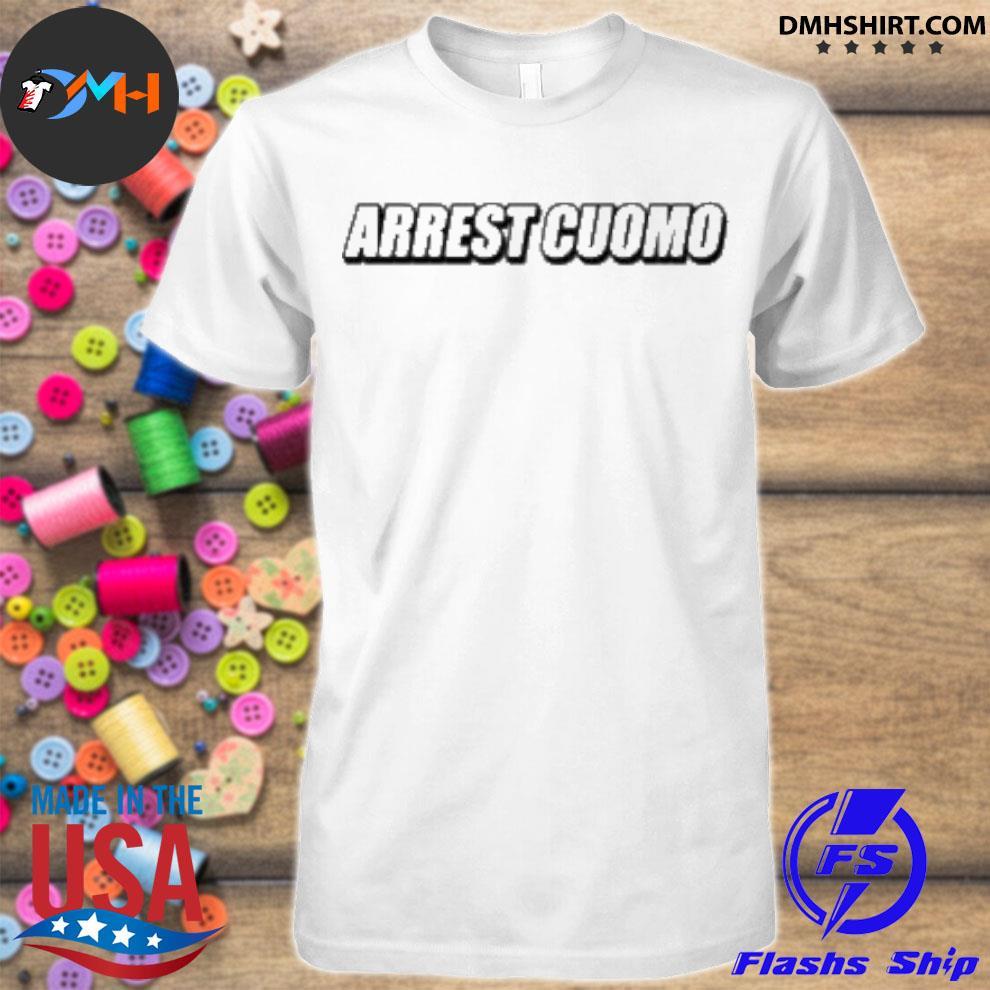 Official arrest cuomo shirt