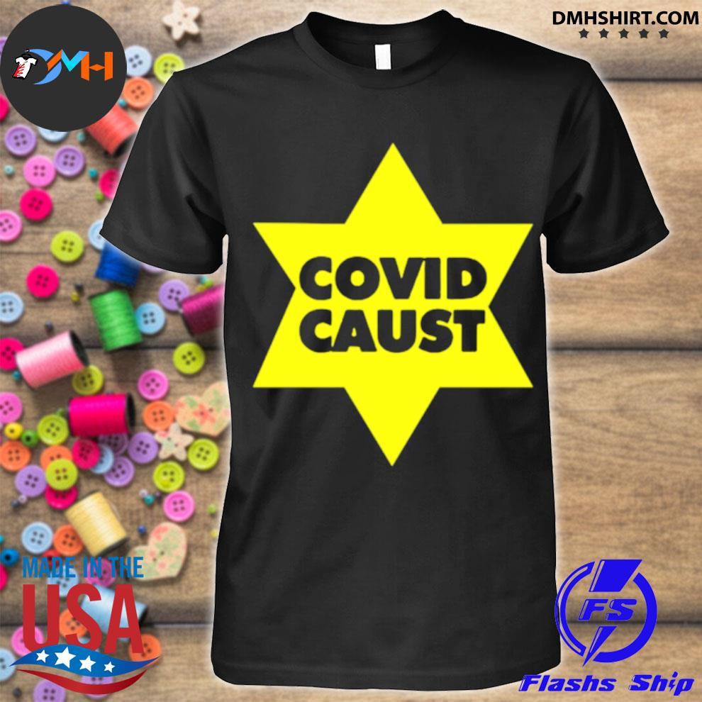 Official covid caust star shirt