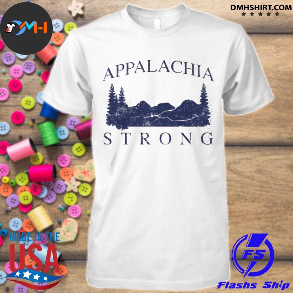 Official mountain appalachia strong shirt