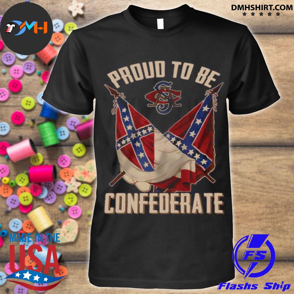 Official proud to be confederate shirt