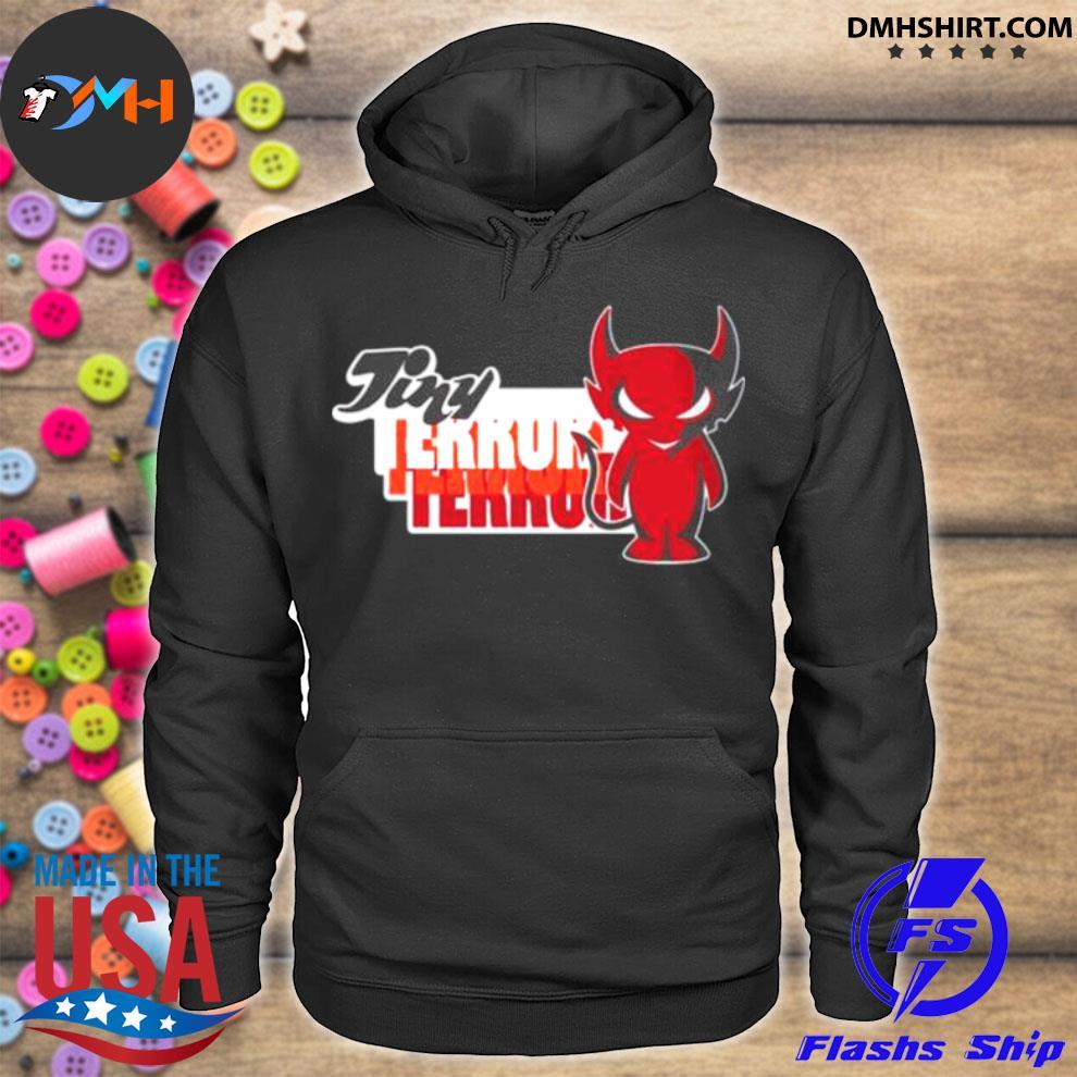 Official simp tiny terror hoodie