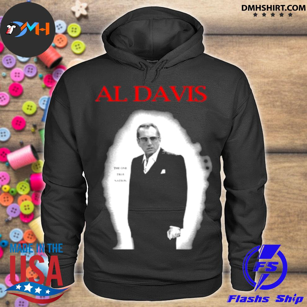 Al Davis The One True Nation Shirt hoodie