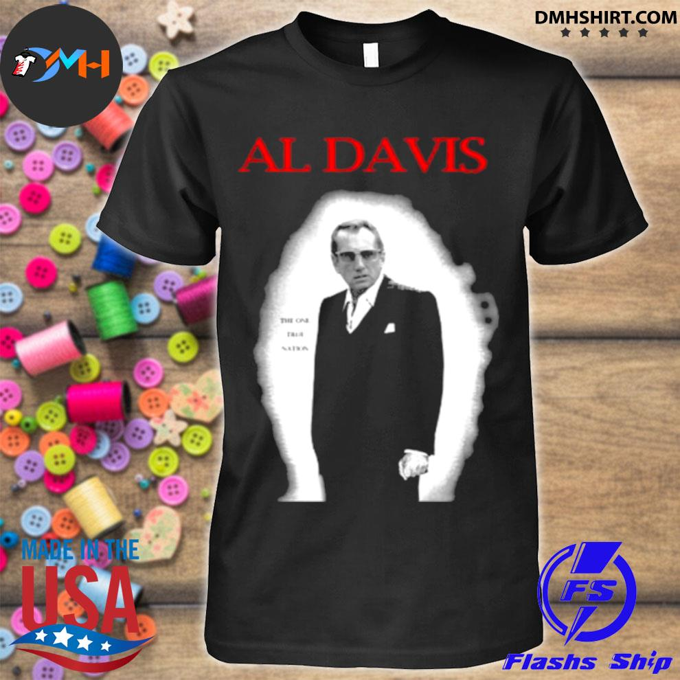 Al Davis The One True Nation Shirt