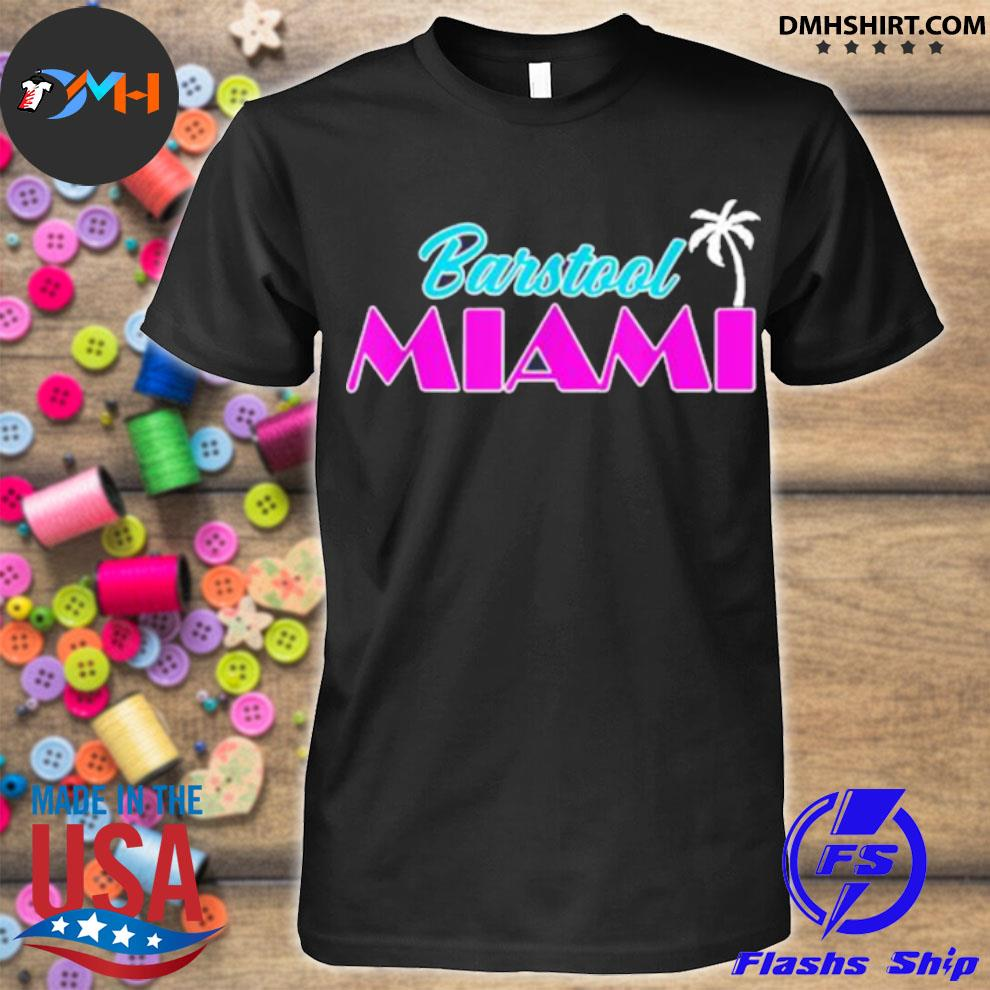 Barstool Miami Shirt