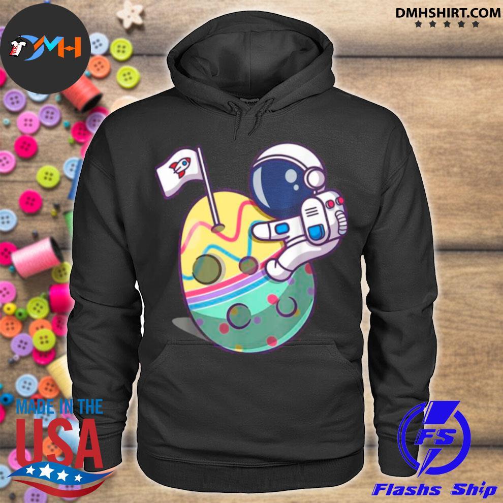 Eggstra Terrestrial Space Astronaut hoodie