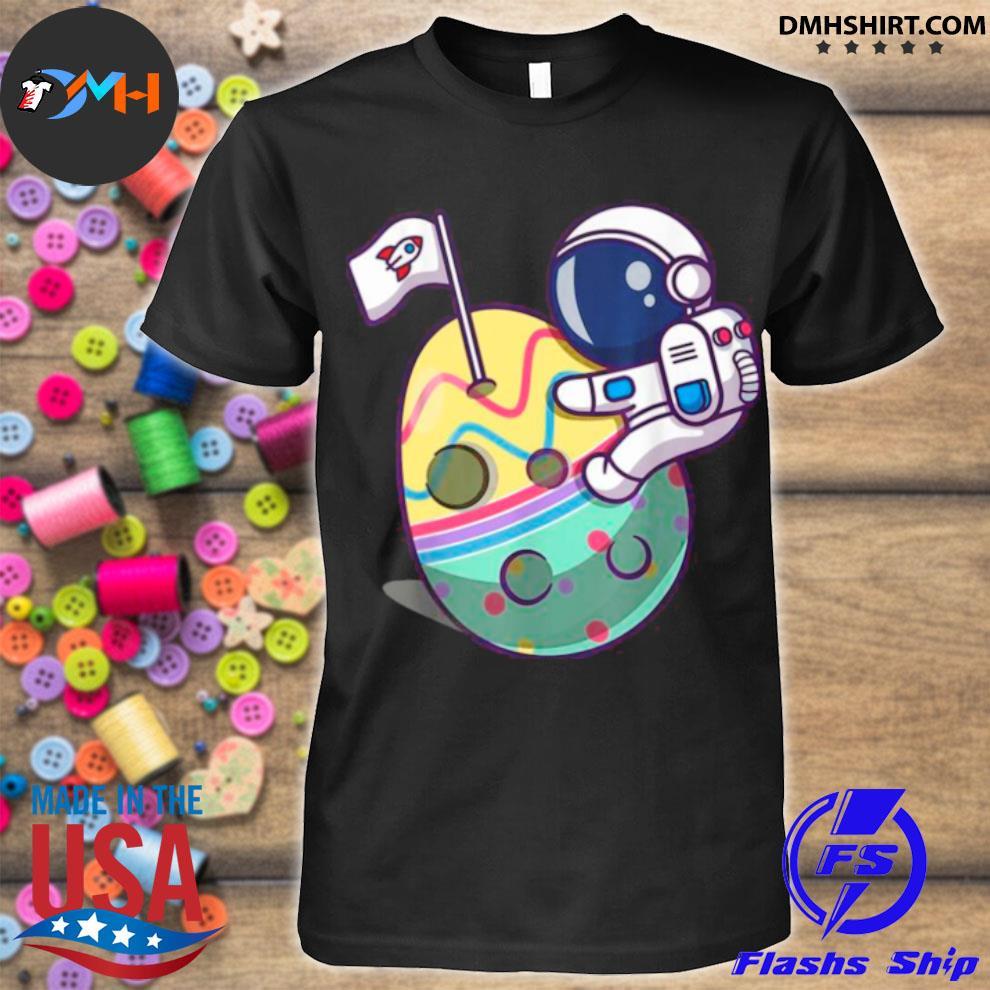 Eggstra Terrestrial Space Astronaut shirt