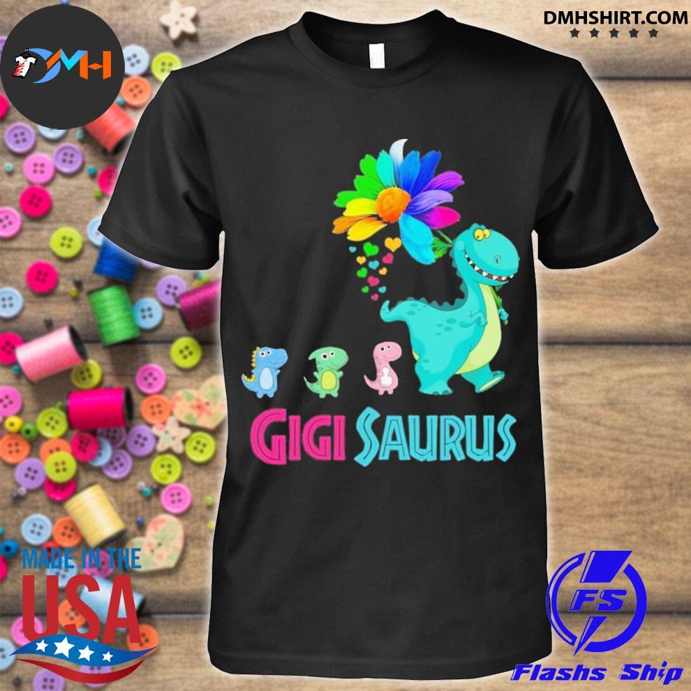 Gigisaurus shirt