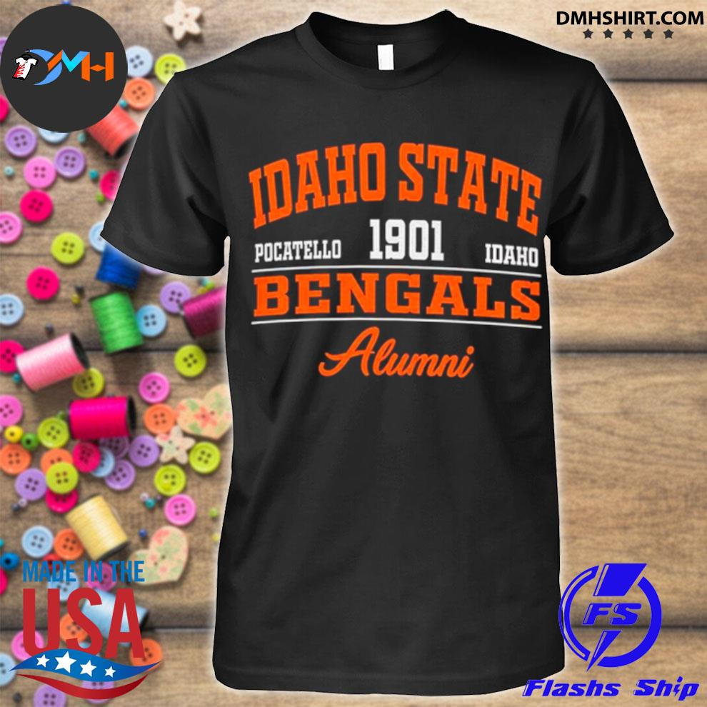 Idaho State Pocatello 1901 Idaho Bengals Alumni shirt