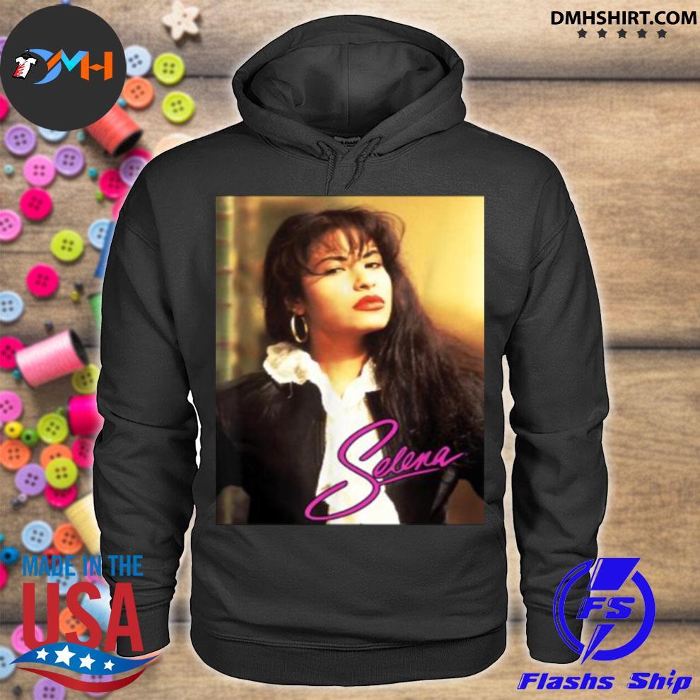 Selenas Quintanilla Love Signature Shirt hoodie