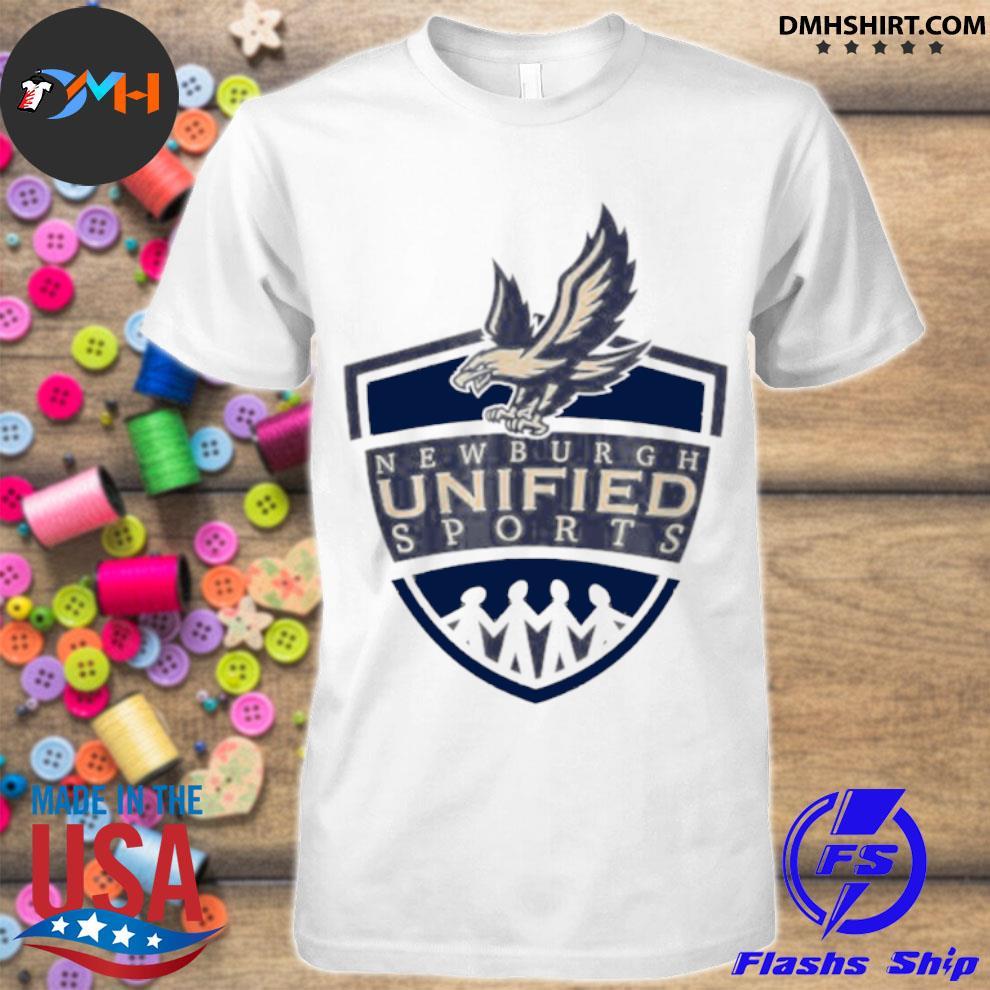 Newburgh unified sports logo shirt