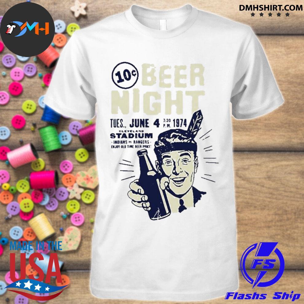 Ten cent beer night shirt