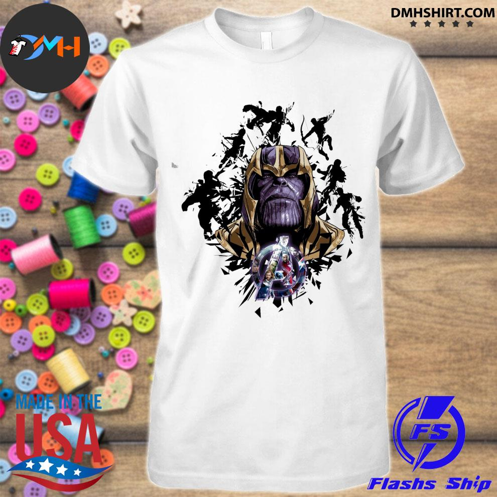 Thanos Avengers Marvel Studios 2021 shirt