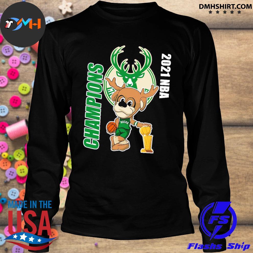 Deer Champions NBA Basketball Bucks 2021 NBA shirt, hoodie ...