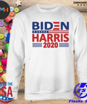 Biden Harris 2020 America s sweatshirt