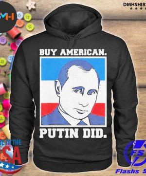 Buy american putin did 2020 election anti trump liberal s hoodie