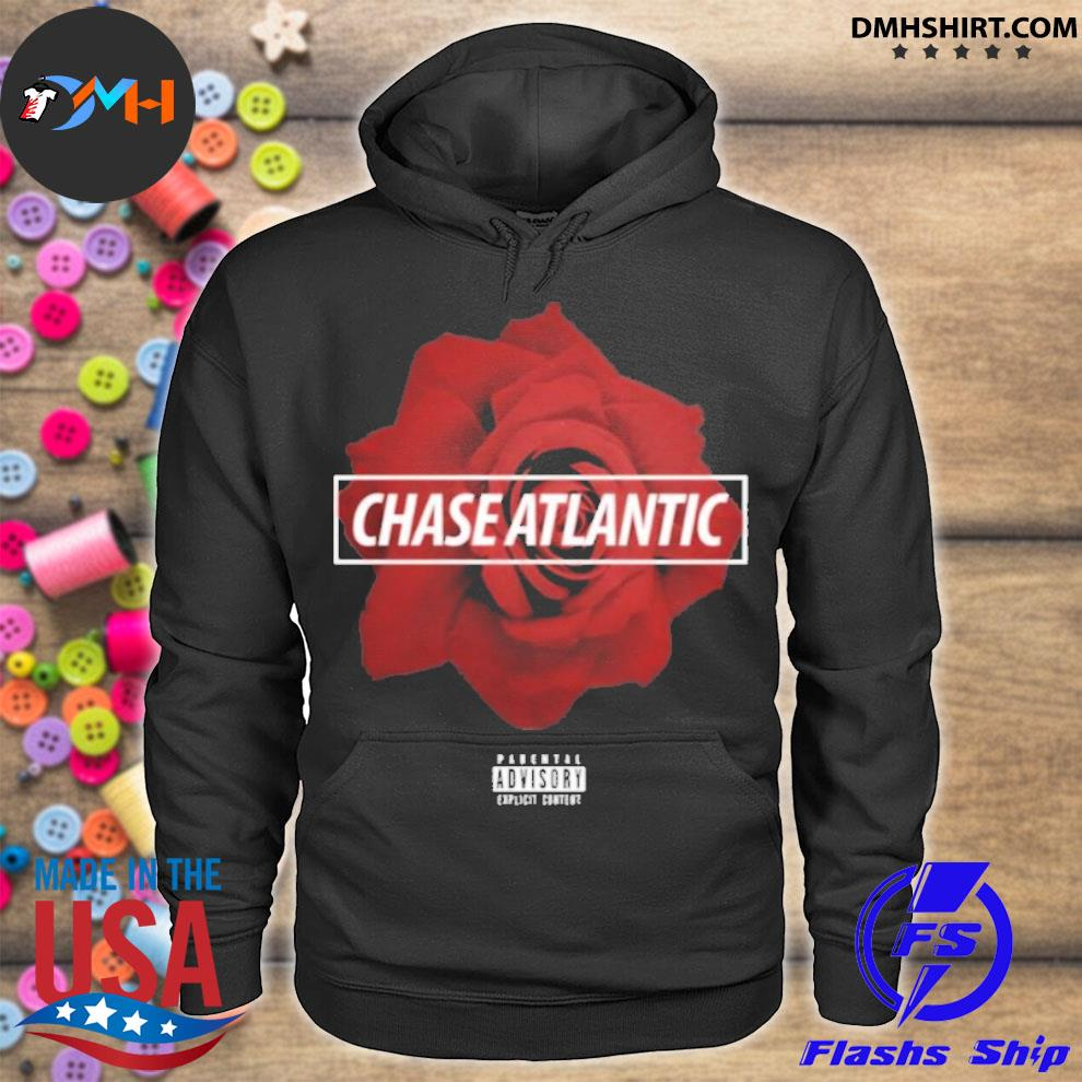 Chance chase atlantic merch self titled s hoodie