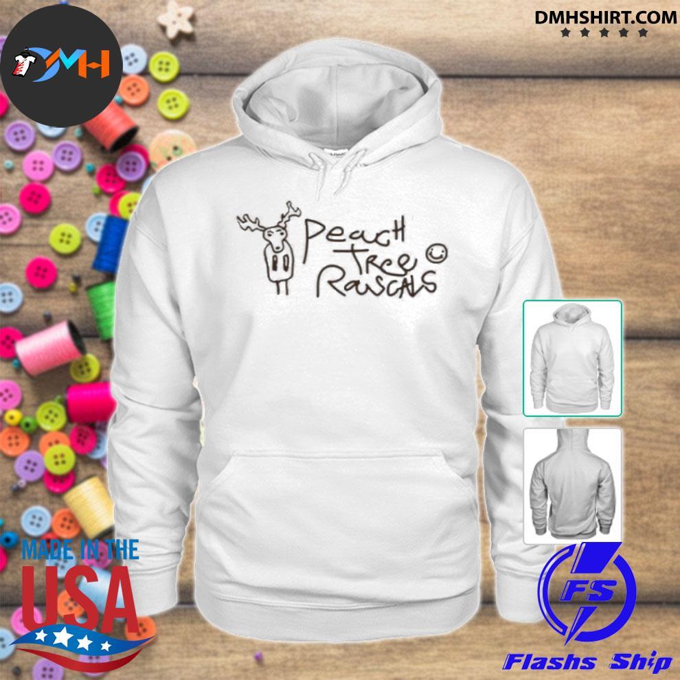 Peach tree rascals merch deer s hoodie