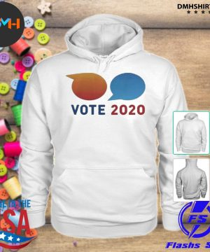 Vote 2020 trump biden election november 3rd voting s hoodie