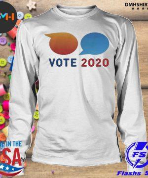 Vote 2020 trump biden election november 3rd voting s longsleeve