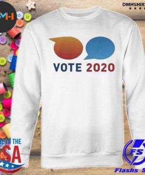 Vote 2020 trump biden election november 3rd voting s sweatshirt