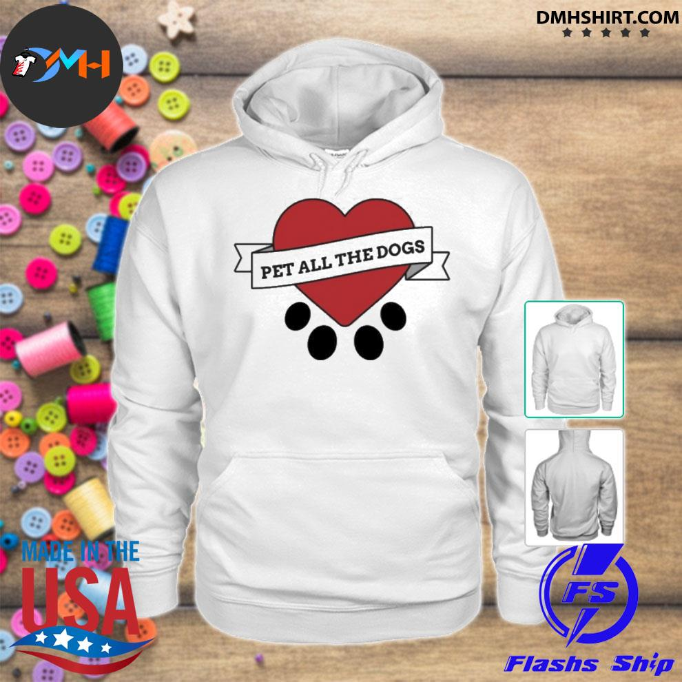 We rate dogs merch pet all the dogs s hoodie