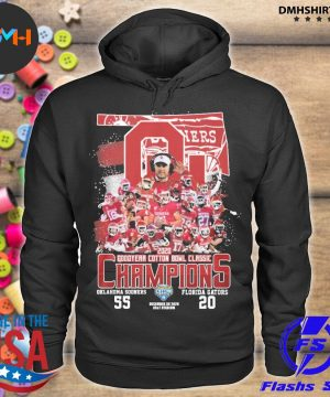 Official 2020 oklahoma sooners goodyear cotton bowl classic champions s hoodie