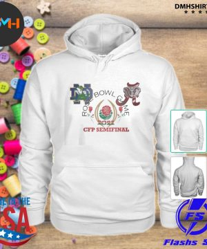 Official 2021 rose bowl cfb playoff semifinal s hoodie