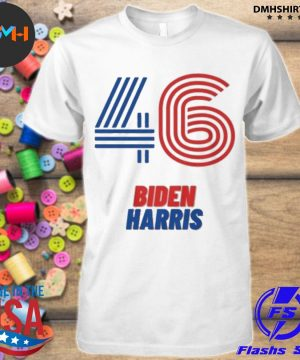 Official 46 biden harris shirt