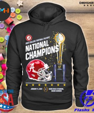 Official alabama crimson tide 2021 college football playoff national champions alabama 52 ohio state 24 s hoodie