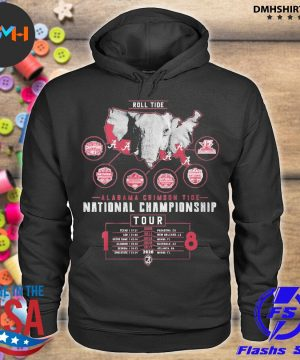 Official alabama crimson tide national championship 2021 s hoodie