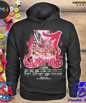 Official alabama crimson tide rose bowl game champions playoff semifinal s hoodie
