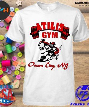Official atilis gym shirt
