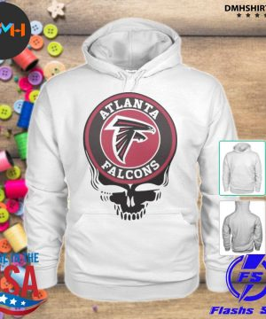 Official atlanta falcons football skull s hoodie