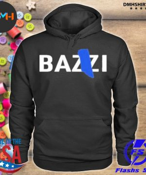 Official bazzi merch bazzi logo paint capsule s hoodie