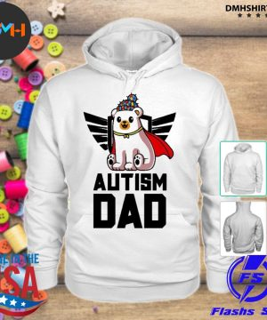 Official bear autism dad autism s hoodie
