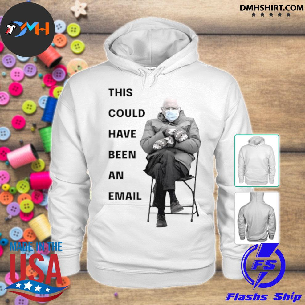 Official bernie sanders this could have been an email s hoodie
