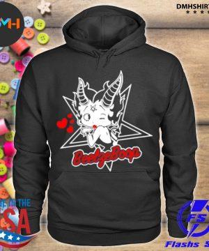 Official betty boop beelfeboop s hoodie