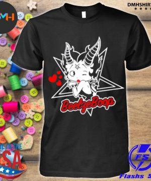 Official betty boop beelfeboop shirt