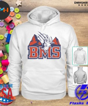 Official blue mountain state logo s hoodie