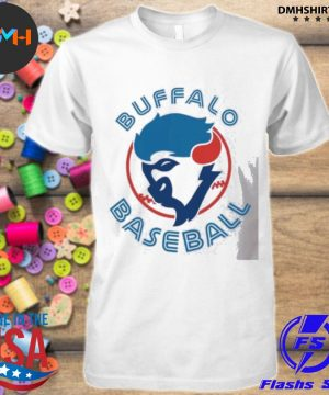 Official buffalo baseball 2021 shirt