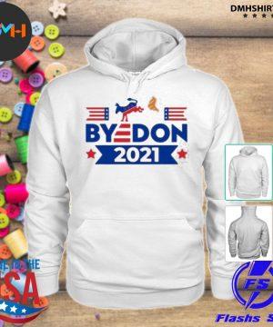 Official byedon kick trump 2021 s hoodie