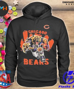 Official chicago bears anniversary s hoodie