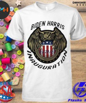 Official commemorative joe biden & kamala harris inauguration day 01-20-2021 shirt