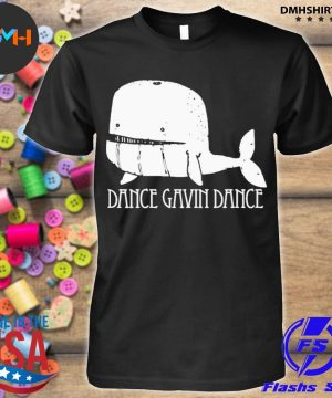 Official dgd merch shopify whale shirt