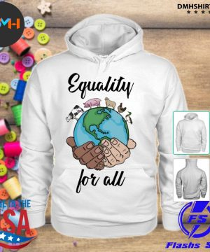 Official equality for all s hoodie
