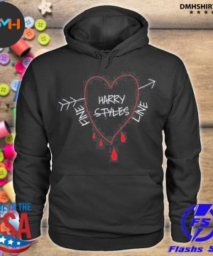 Official fine line styles of harry s hoodie