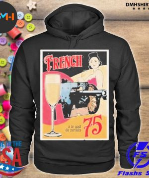 Official forgotten weapons french 75 s hoodie
