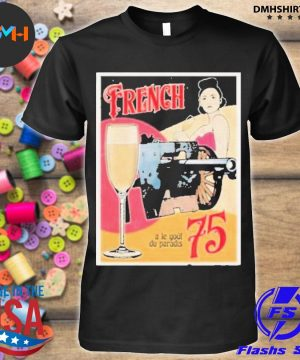 Official forgotten weapons french 75 shirt