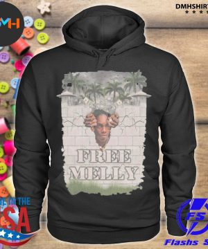 Official free melly wall s hoodie